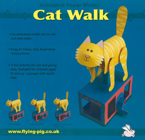303003 - Rob Ives - Cat Walk