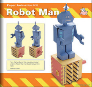 303014 - Rob Ives - Robot Man