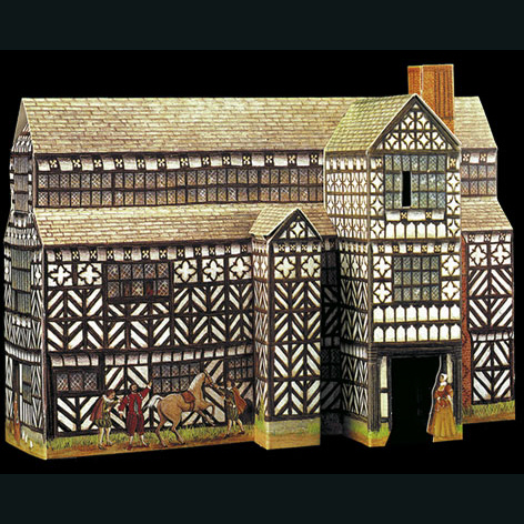 b005 - Little Moreton Hall 1560