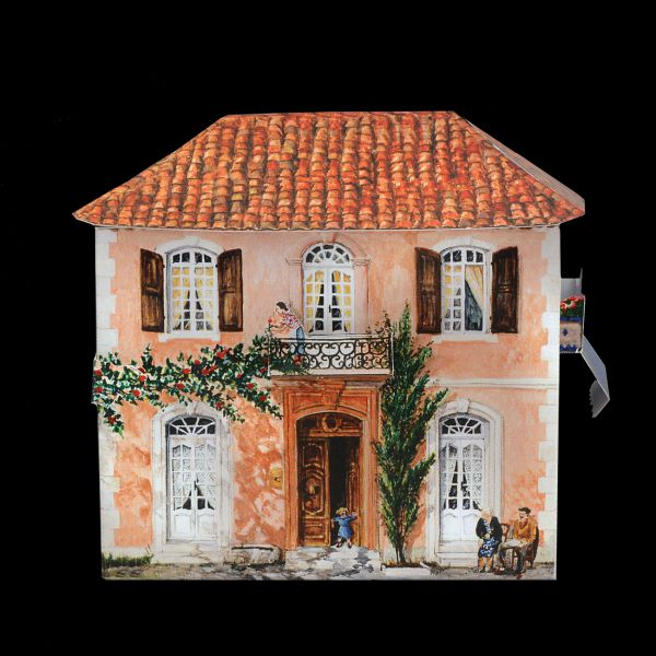 pm09 - Houses in Provence