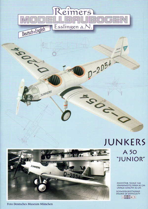 R03 - Junkers A 50 junior